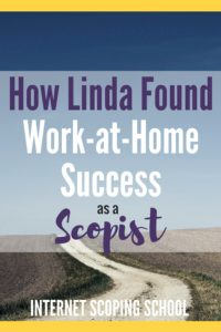How Linda Found Work-at-Home Success as a Scopist Editing for Court Reporters