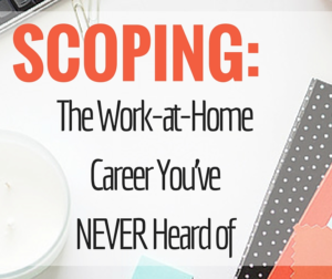 WHAT!? How have I been alive this long and I've never heard of scoping? It's basically editing for court reporters... I think this is something I could really do!